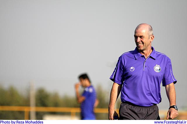 Trainer Rainer Kraft: Ein Dienstleister des Fußballs