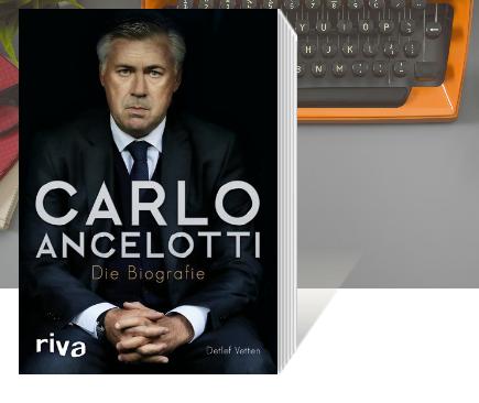 Carlo Ancelotti: Pep ist weg, aber Carlo bereits im Anflug – Und im Gepäck eine neue Biographie. Die Saisonvorbereitung der Bayern läuft bereits!