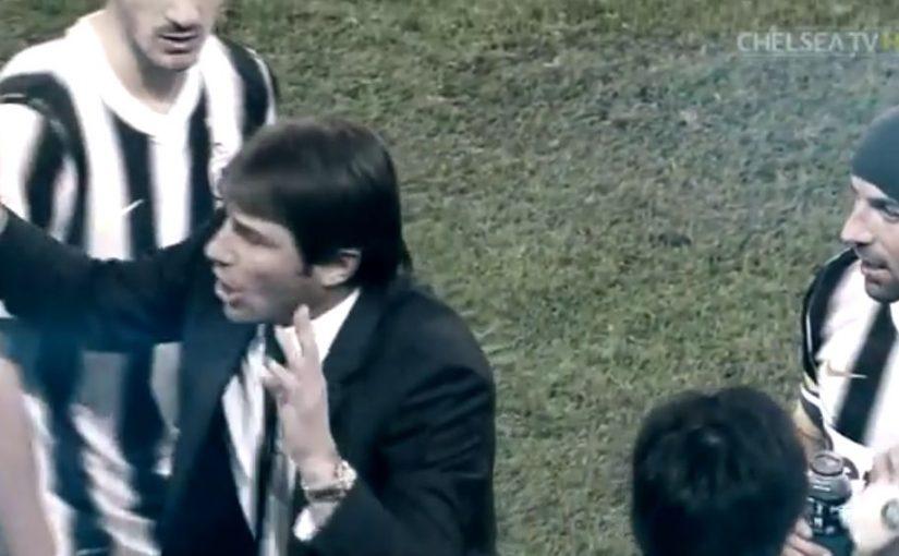 """Trainer-Karriere und Biografie: Teil II, Antonio Conte – Über die Squadra Azzurra zum FC Chelsea. """"Wichtig sind Spieler, die mitziehen, wenn der Trainer etwas von ihnen verlangt…"""" Und Conte kann viel verlangen"""