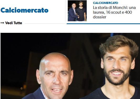 """Vom spanischen Top-Scout und """"Erfolgs-Architekten"""" des FC Sevilla zum Sportdirektor der AS Roma: Kennen Sie """"Monchi""""?"""