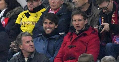 Bayern München: Fünf Spiele ohne Sieg, Aus im DFB-Pokal und in der Champions League, das ist in München eine Krise. Ancelotti wird hinterfragt und Julian Nagelsmann befeuert mit seinem Besuch die Gerüchteküche