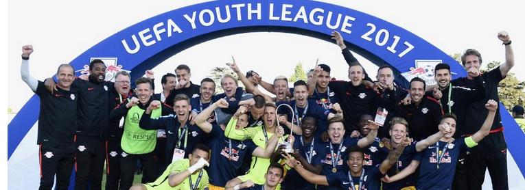 Junioren-Fußball, Uefa Youth League, and the winner is: RB Salzburg. Die Österreicher setzen ein dickes Ausrufezeichen! Europa horcht auf!