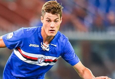 Junioren- und Profifußball: Ein Tscheche macht von sich reden – Patrik Schick trifft für Sampdoria ziemlich abgebrüht und nun jagt ihn halb Europa