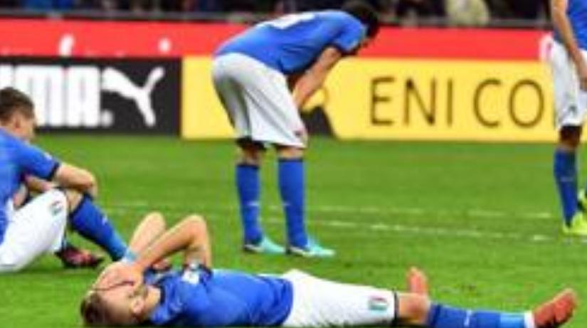 Fußball, Geschichte: +++aktuell+++ WM 2018 ohne Italien! Italiens Super-GAU ist perfekt – Pustekuchen statt Tiramisu