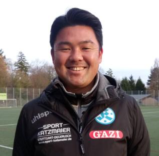 Fußball, Trainer-Karrieren und Biografien: Ein Japaner im Schwabenland. Yusaburo Matsuoka trainiert in Stuttgart die Torhüter, und kann viel erzählen!